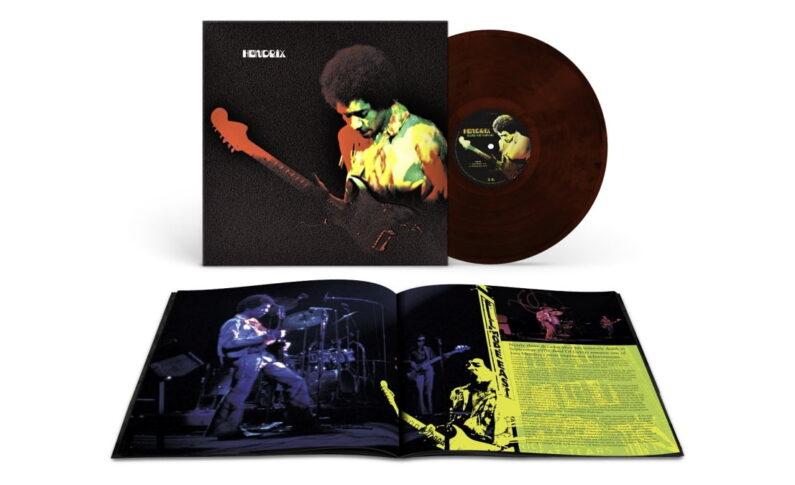 """Jimi Hendrix """"Band of Gypsys"""" - nowe wydanie"""