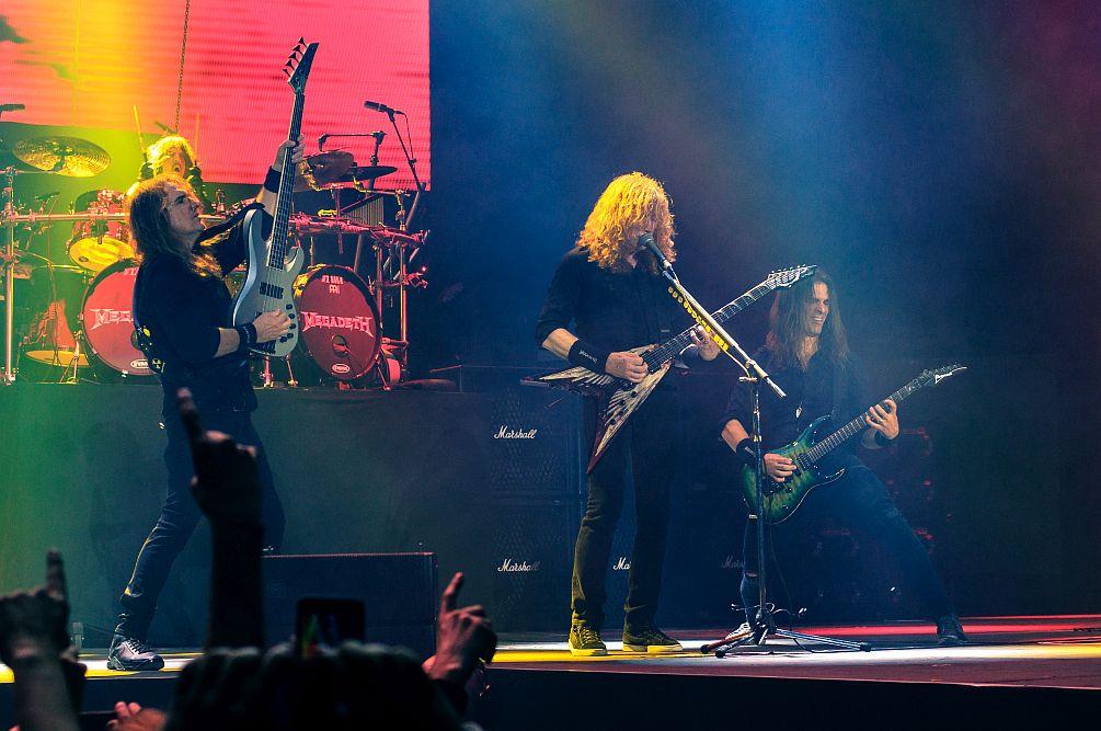 Megadeth – nowa płyta już się nagrywa!
