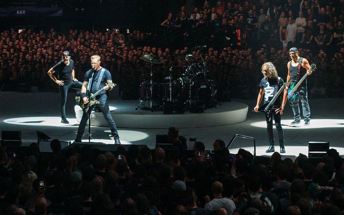 Metallica pracuje nad nowym materiałem!