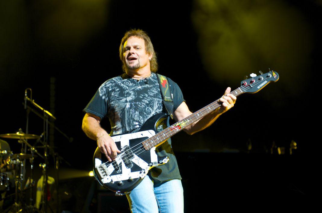 Michael Anthony Sobolewski – basista Van Halen, Chickenfoot i The Circle