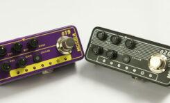 Mooer Micro PreAmp 019 - UK Gold PLX iMicro PreAmp 020 – BLUENO - recenzja