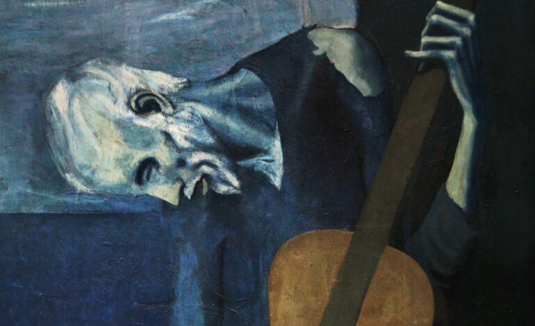 Stary gitarzysta - Pablo Picasso i jego najbardziej gitarowy obraz