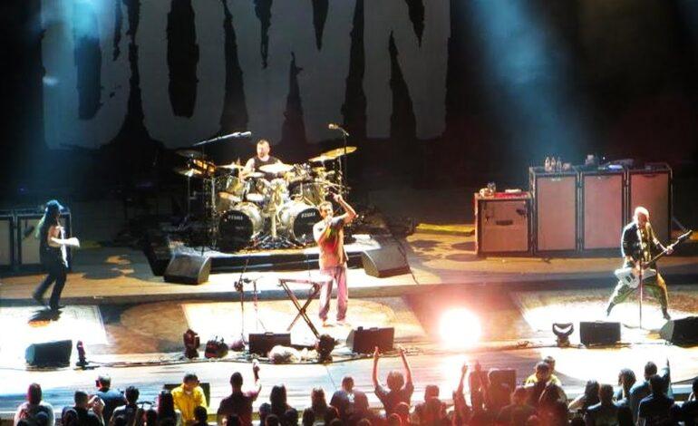 "System Of A Down ""Toxicity"" - trzy gitarowe covery"