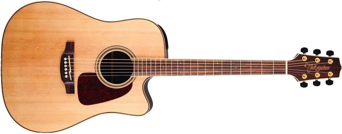 Takamine GD93CE-NAT – test gitary