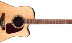 Takamine GD93CE-NAT - test gitary