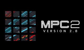 MPC 2.8 – aktualizacja oprogramowania firmy Akai
