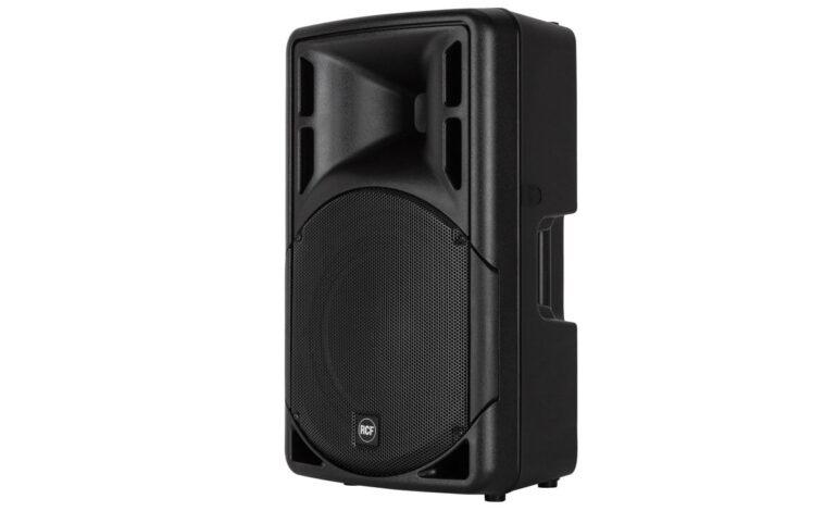 RCF ART 3 MK4 – aktywne zestawy głośnikowe