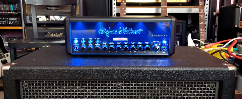 Hughes & Kettner Black Spirit 200 i trzynaście gitar – wideo