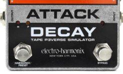 EHX Attack DecayTape Reverse Simulator