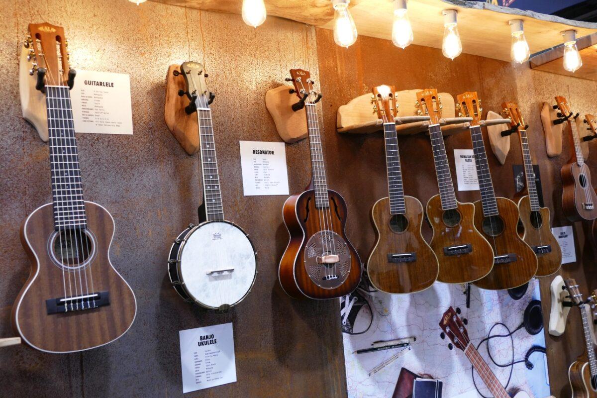 Kala – raport z fabryki ukulele