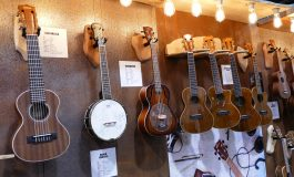 Kala - raport z fabryki ukulele