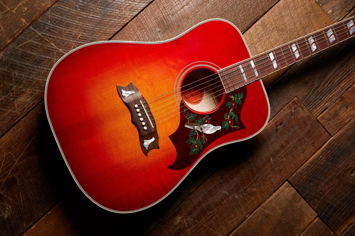 Gitara Frank Hannon Love Dove firmy Gibson już dostępna