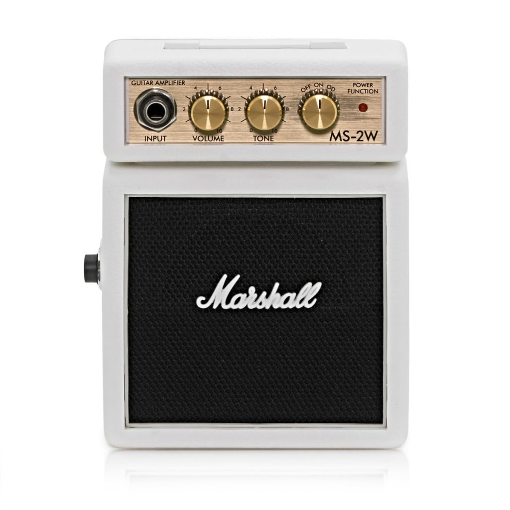Micro amp Marshall