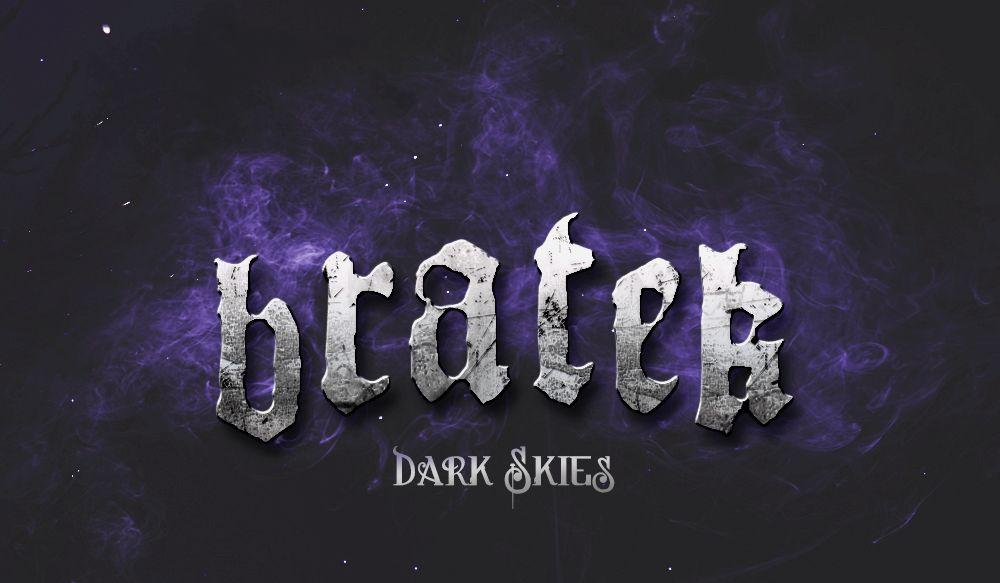 """Bartosz """"Bratek"""" Wójcik – nowy singiel """"Dark Skies"""""""