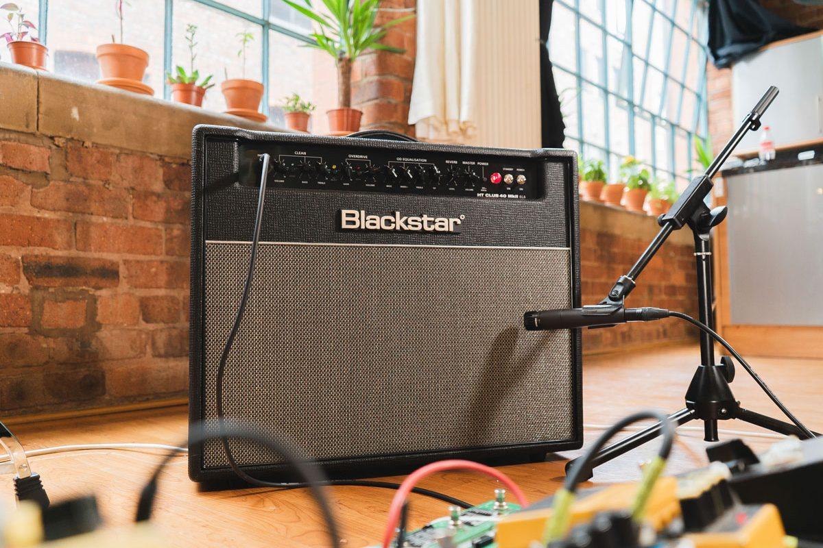 Blackstar HT Club 40 MkII 6L6 – limitowane combo gitarowe