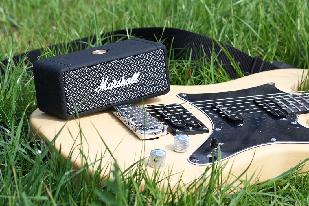 Marshall Emberton – test głośnika Bluetooth