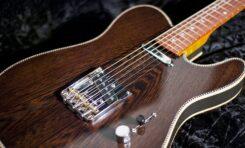 Drewno gitarowe - szybki przegląd