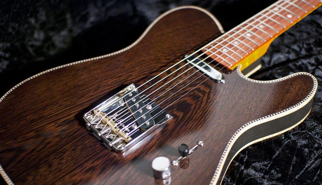 Drewno gitarowe – szybki przegląd