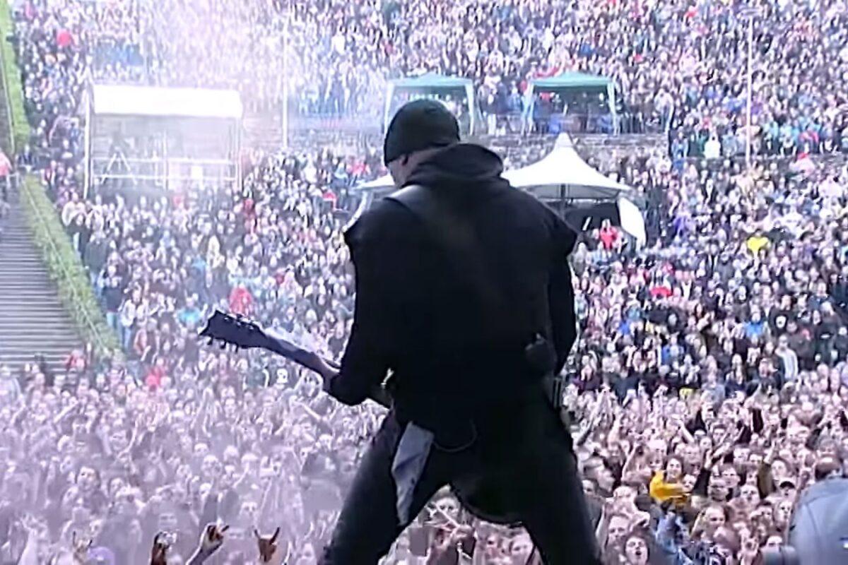 Metallica – nowe video z koncertu!
