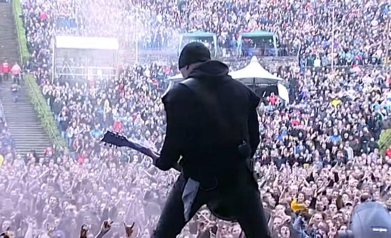 Metallica - nowe video z koncertu!