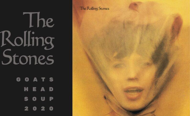 "The Rolling Stones ""Scarlet"" - na gitarze Jimmy Page!"