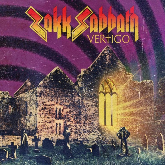Zakk Sabbath Vertigo