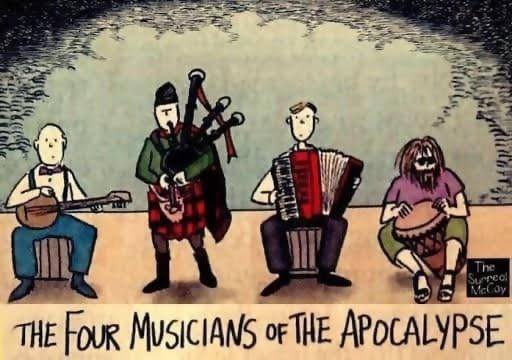 Czterej muzycy apokalipsy