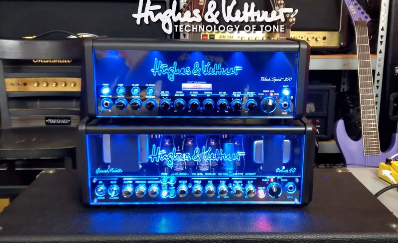 Hughes & Kettner – GrandMeister Deluxe 40 vs Black Spirit 200 (wideo)