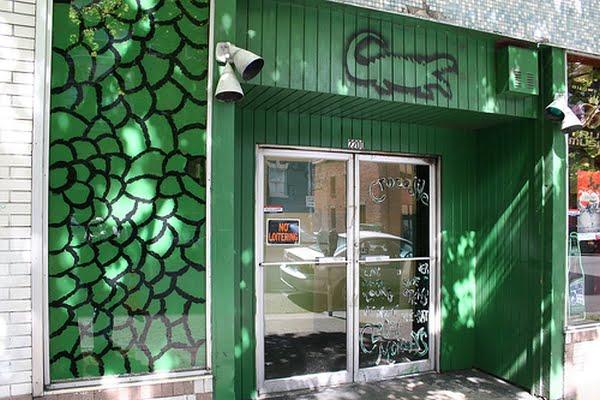 Crocodile Cafe - jeden z pierwszych klubów, w którym zagrała Nirvana