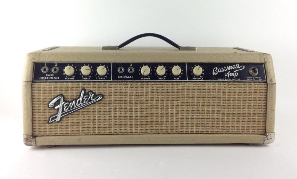 Fender Bassman 6G6
