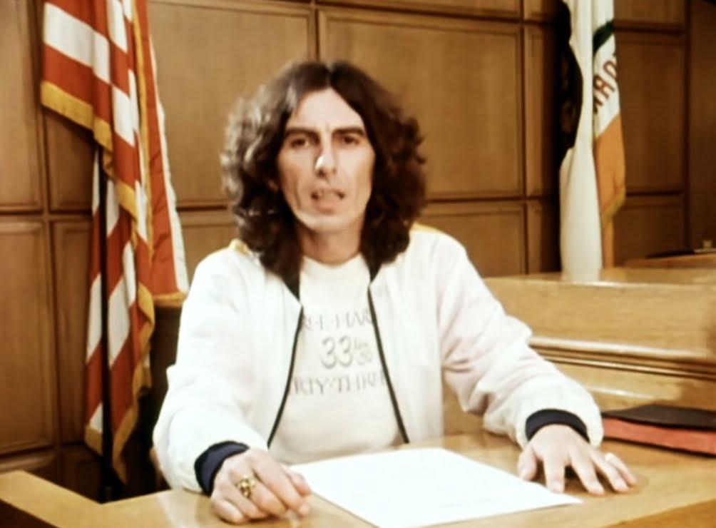 """My Sweet Lord"" George'a Harrisona – plagiat czy nie?"