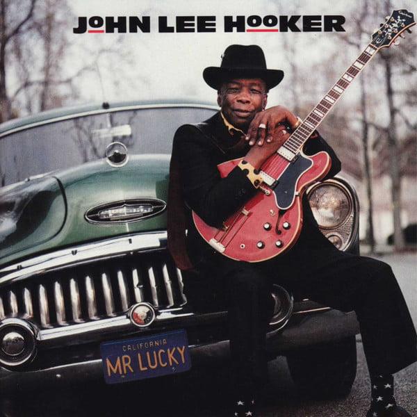 """John Lee Hooker """"Mr Lucky"""""""