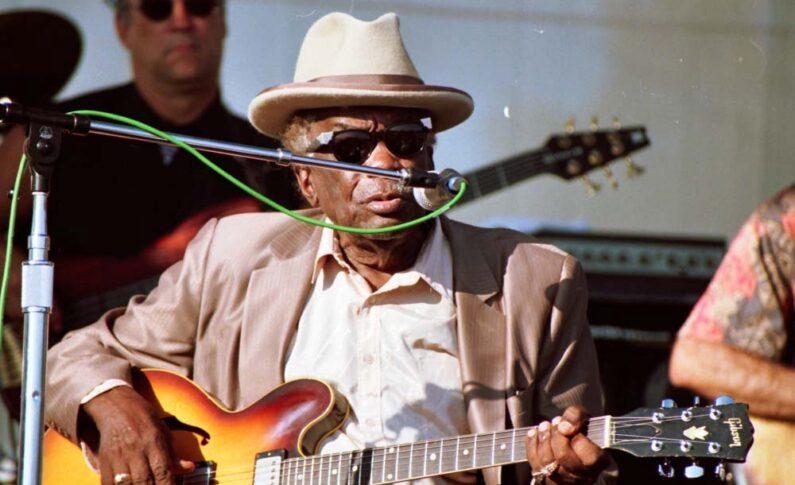 John Lee Hooker - 5 nieznanych faktów z życia bluesmana