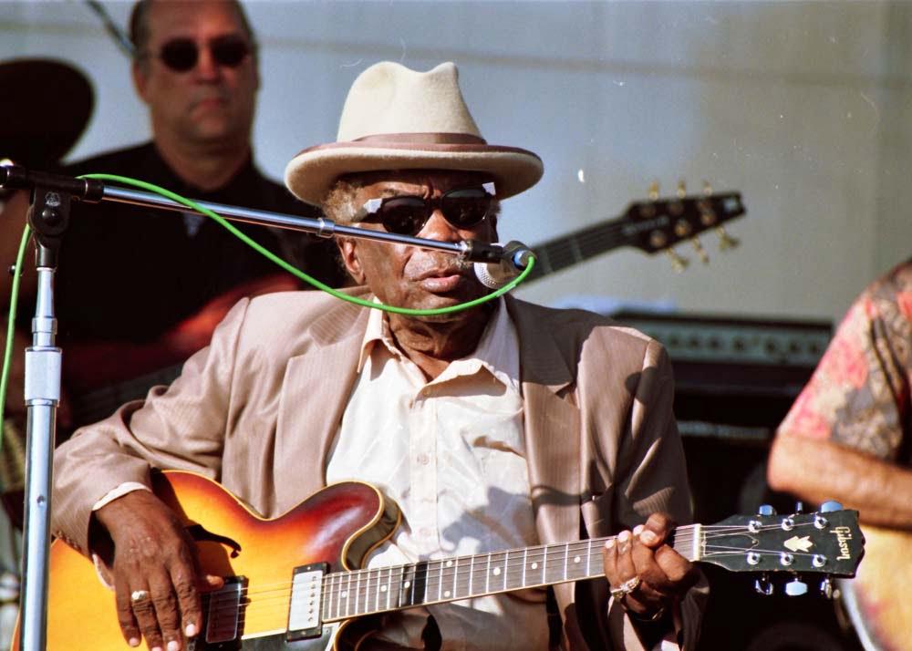 John Lee Hooker – 5 nieznanych faktów z życia bluesmana