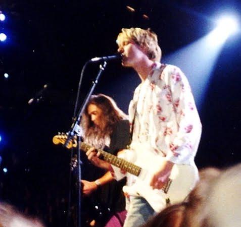 Nirvana około 1992 roku