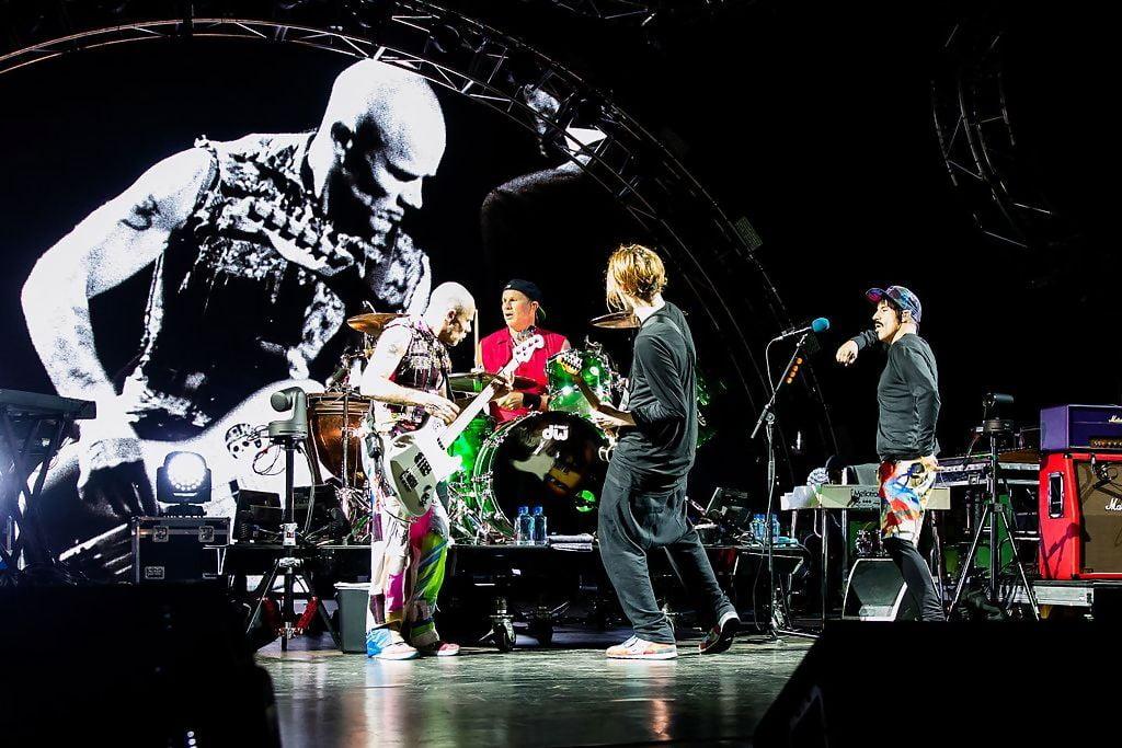 Zmarł gitarzysta Red Hot Chili Peppers – Jack Sherman