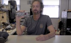 Andrew Barta o Tech 21 SansAmp PSA 2.0 – wideo