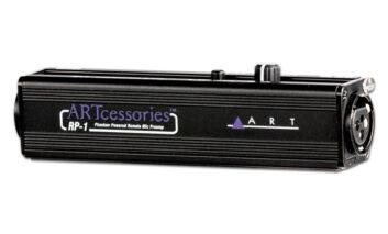 ART RP-1 Mic Preamp – kompaktowy przedwzmacniacz