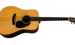 Martin D-18 Elvisa Presleya sprzedany za ponad milion dolarów