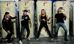 Metallica ponownie na sali prób