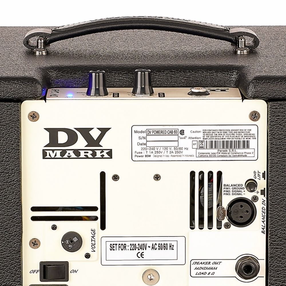 DV Mark Cab 112