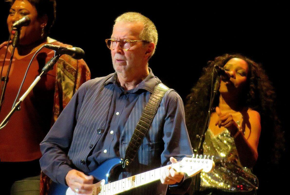 Rasistowski grzech młodości Erica Claptona