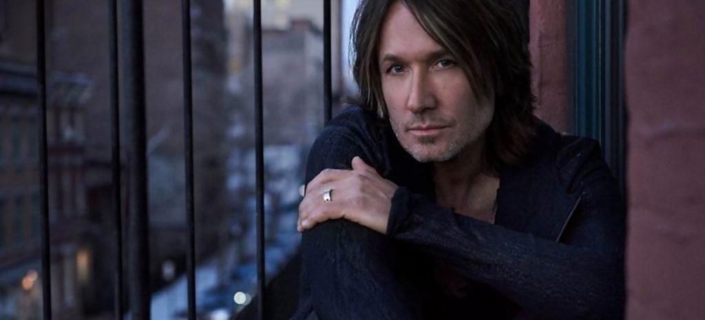 Keith Urban, fot. mat. Universal Music Polska