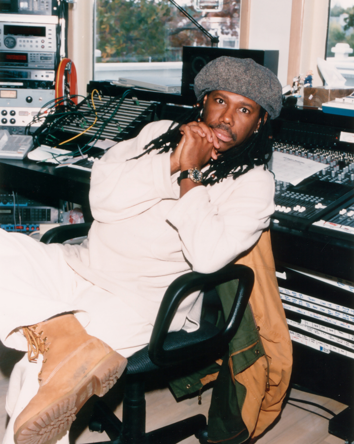 Nile Rodgers w Power Station Studio