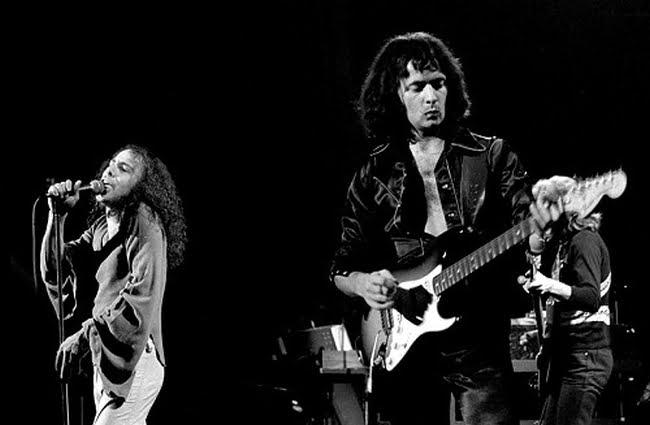 Rainbow z Ronnie Jamesem Dio