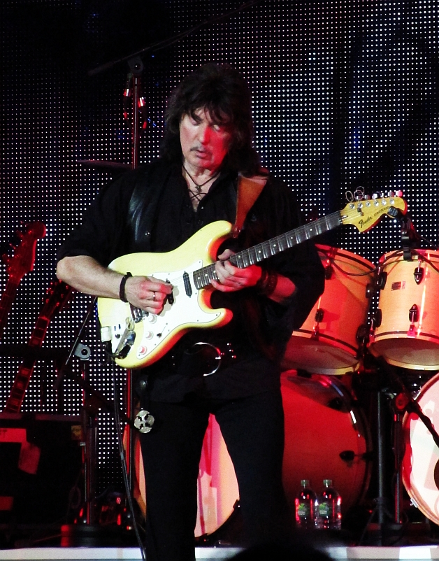 Ritchie Blackmore, fot. Wikipedia na licencji cc