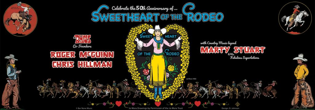 """The Byrds """"Sweetheart of the Rodeo"""""""