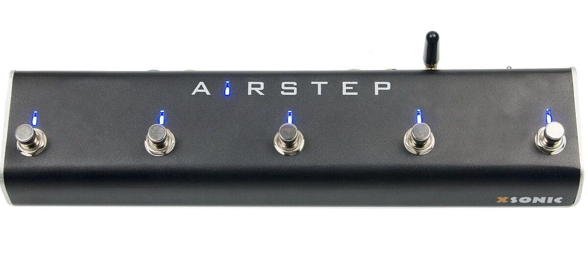 XSonic Airstep – nowy multikontroler na rynku