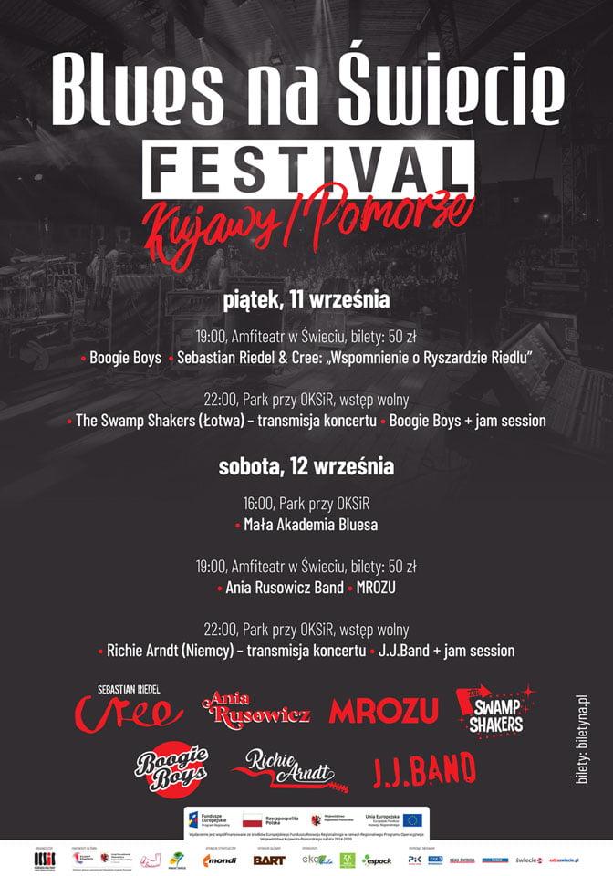 10. Blues na Świecie Festival Kujawy/Pomorze