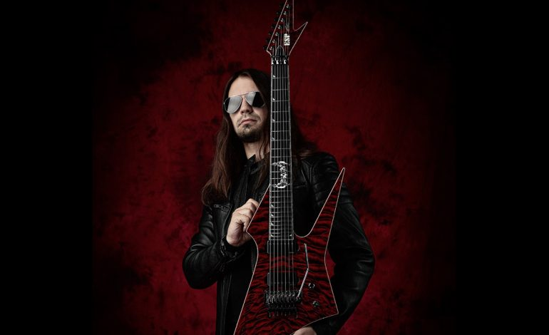 Steffen Kummerer i jego gitara ESP (wideo)